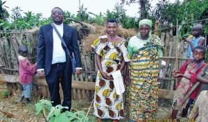 Don Jean Claude in Burundi
