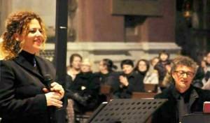 Marina Bruno (voce) e Giuseppe Di Capua (piano)