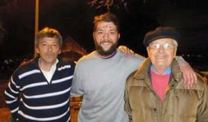 Enrico, Rino e Pellegrino Giovino
